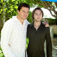 David Boreanaz & Vincent Kartheiser