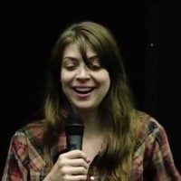 Amber Benson From Buffy The Vampire Slayer @ Oz Comic-Con - YouTube