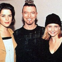 SMG And David Bowie