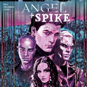 Angel and Spike issue 11