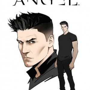 Angel character design